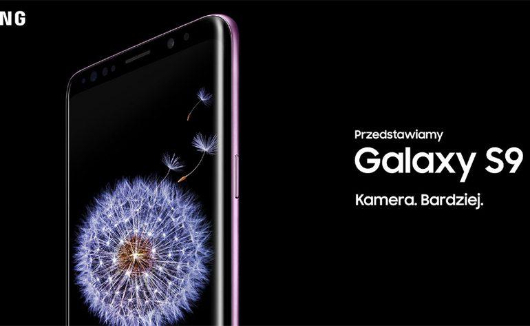 Samsung Galaxy S9 za mniej niż 2000 zł!