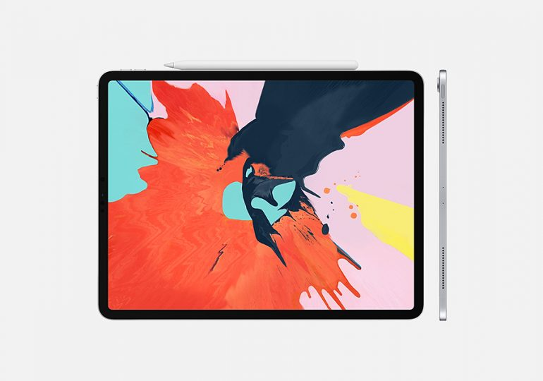 Wygięty iPad Pro? Tak, no i co?