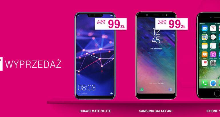 Doroczna wyprzedaż urządzeń w T-Mobile