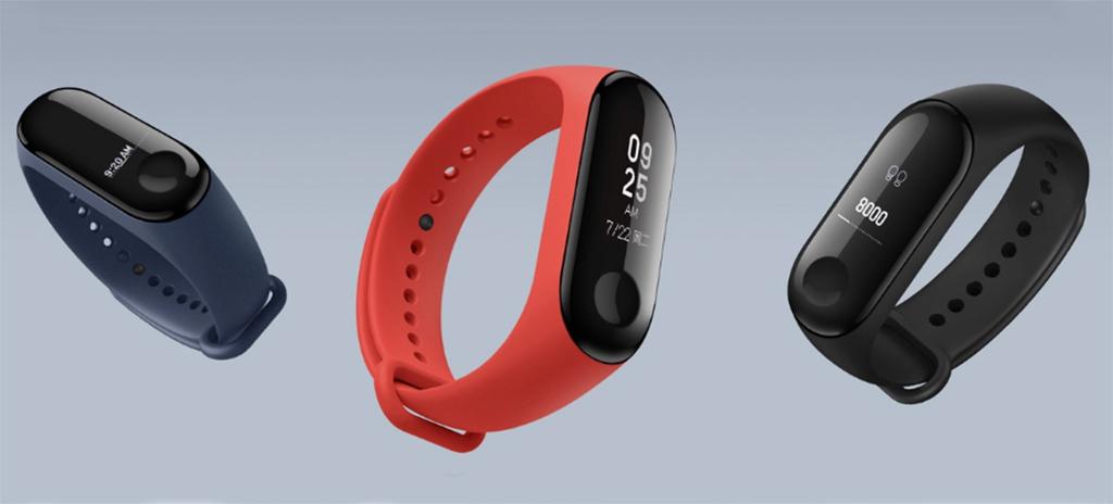 Xiaomi sprzedaje najwięcej opasek i zegarków