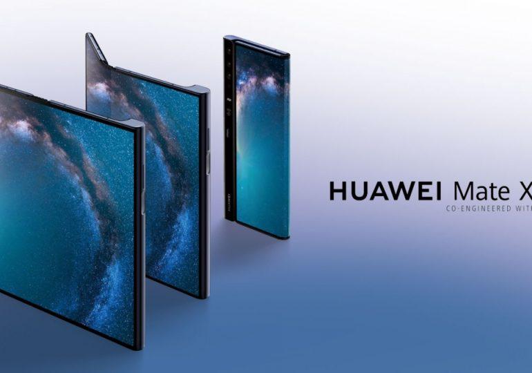 Huawei Mate X - Galaxy Fold już ma konkurencję