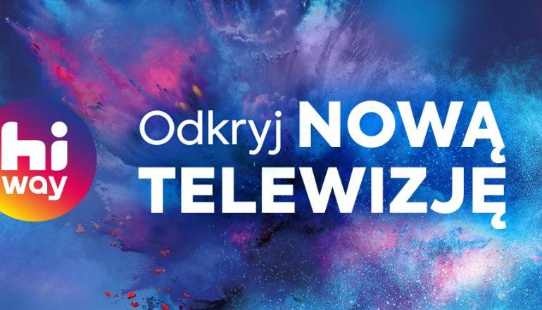 Zmiany w ofercie INEA - HIWAY TV i tylko 2 prędkości internetu