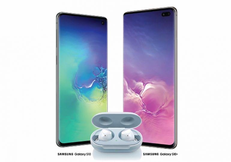 Ceny Galaxy S10 w Plusie