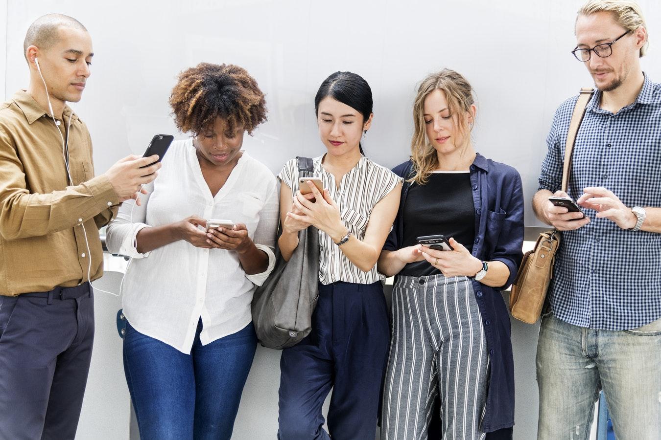najczęściej kupowane smartfony