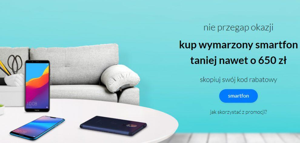 promocja na smartfony w X-kom