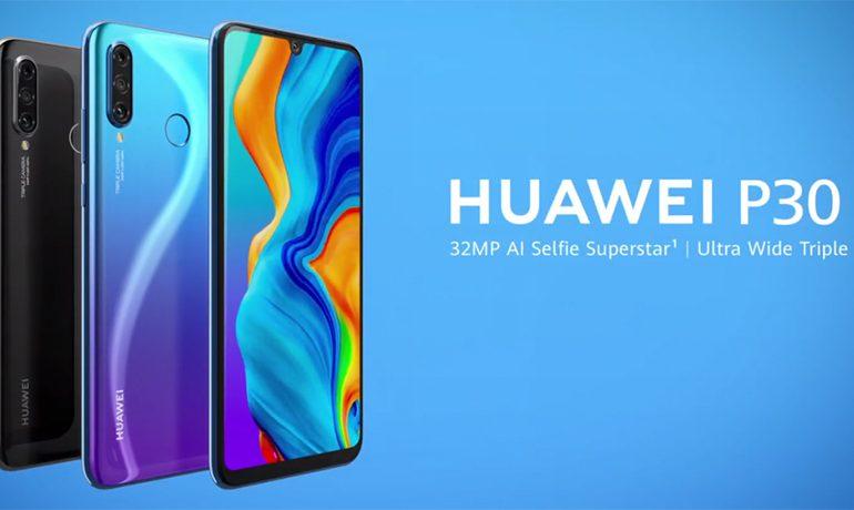 A może by tak Huawei P30 Lite?