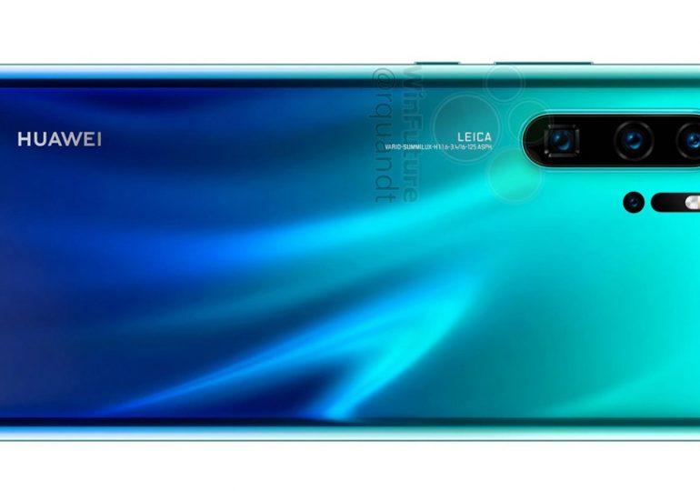 Huawei P30 i P30 Pro - wygląd i specyfikacja