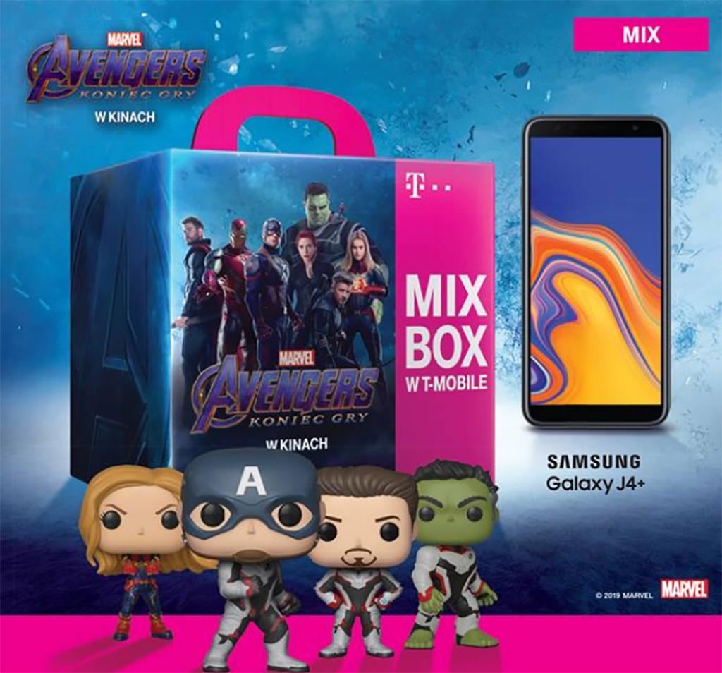 Mix Box T-Mobile