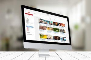 interaktywne treści na YouTube