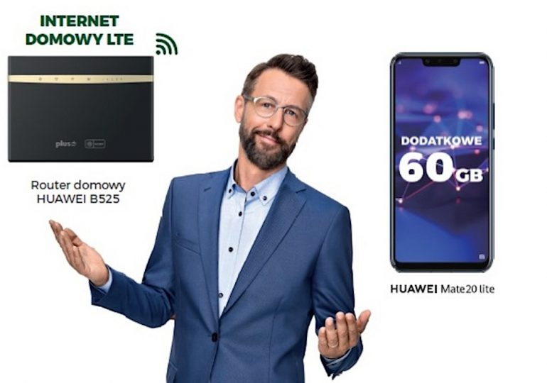 Nowa oferta Plusa - masz abonament? dobierz internet