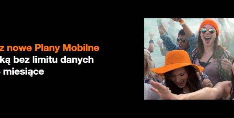 Nowe Plany Mobilne w Orange - czy to zmiana na lepsze?