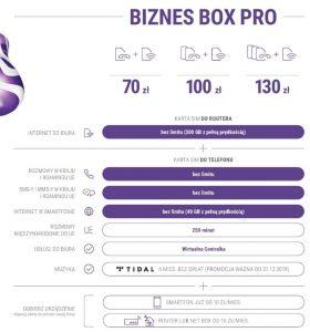 oferta dla firm Pro