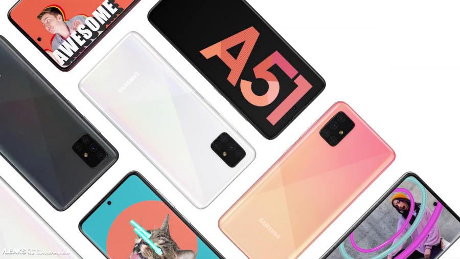 Samsung Galaxy A51 - czy okaże się godnym następcą A50?
