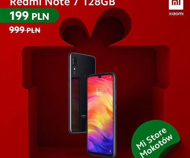 Xiaomi Mi Note 10 za 499 zł - to jest dopiero promocja!