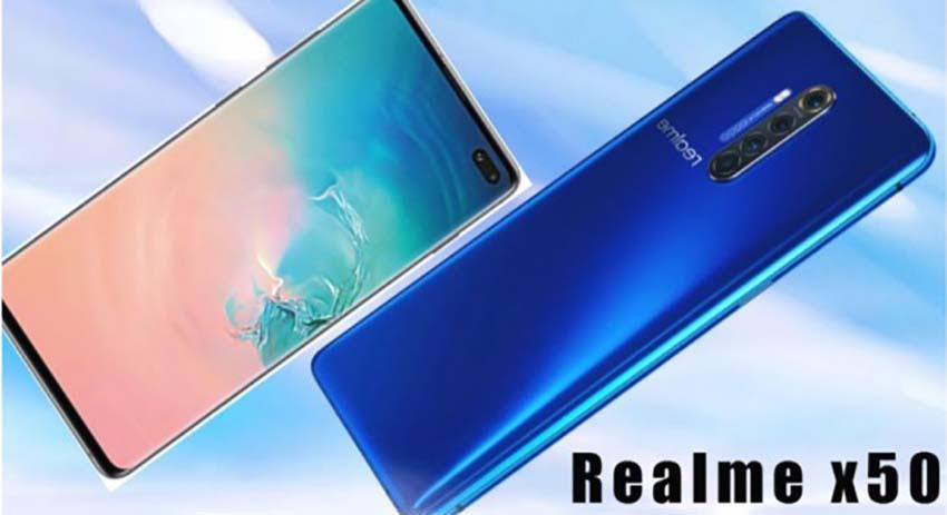 Realme X50 – bardzo dobry średniak z 5G!