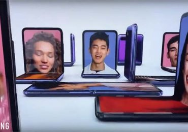 Samsung Galaxy Z Flip na oficjalnym spocie