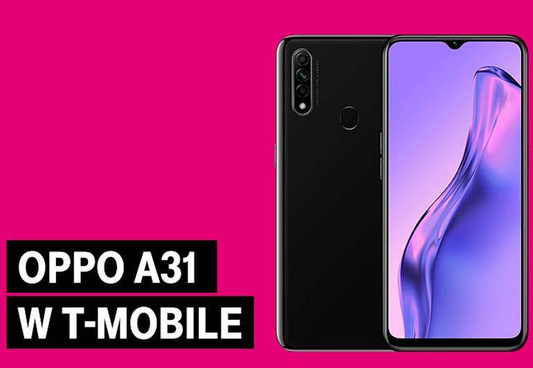 OPPO A31 w T-Mobile - dla klientów indywidualnych i biznesowych