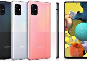 Samusung Galaxy A51 5G dostępny w Plusie