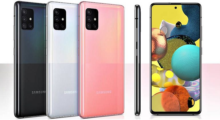 Samsung Galaxy A51 5G dostępny w Plusie