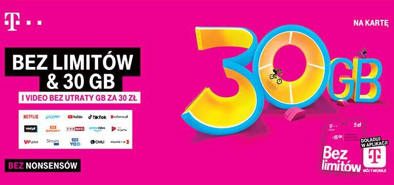 """""""T-Mobile na kartę"""" po nowemu - 3 nowe oferty!"""