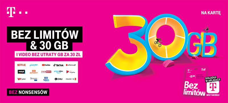 """""""T-Mobile na kartę"""" po nowemu – 3 nowe oferty!"""