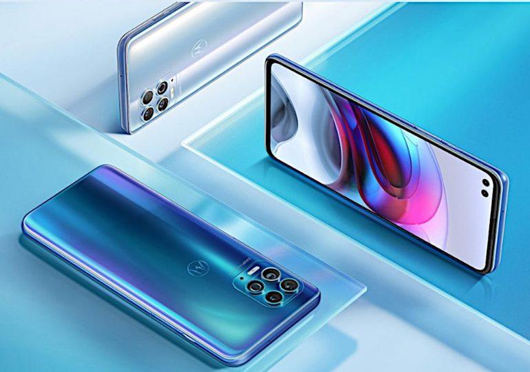 Motorola zaprezentowała pierwszy smartfon z procesorem Qualcomm Snapdragon 870