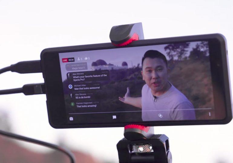 Premiera telefonu Sony Xperia Pro - dlaczego niezwykła?