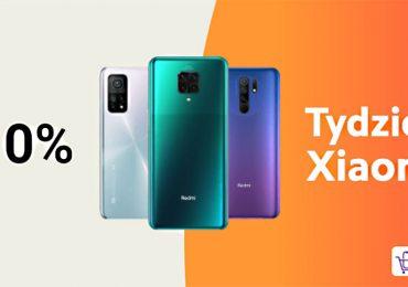 Tydzień Xiaomi w Play - telefony bez abonamentu o 10% taniej