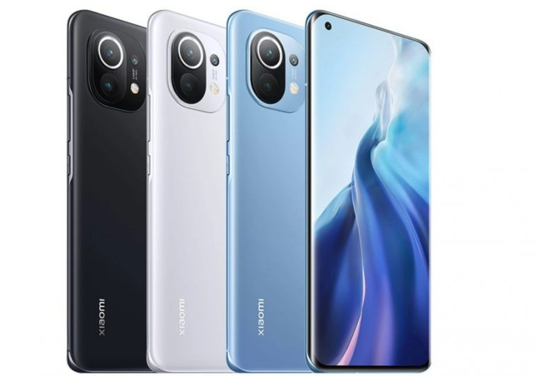 Premiery smartfonów 2021