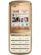 Nokia C3-01 Złota Edycja