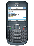 Nokia C3 (2010)